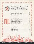 1952 Anchor Packing Co. Centrifugal Pump and Rotary Shaft Packings