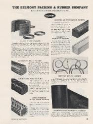 1958 The Belmont Packing & Rubber Company ASBESTOS