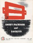 1952 Anchor Packing Co. Sheet Packings and Gaskets