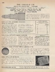 1963 The Cellulo Company ASBESTOS