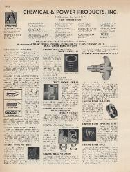 1963 Chemical & Power Products, Inc. ASBESTOS