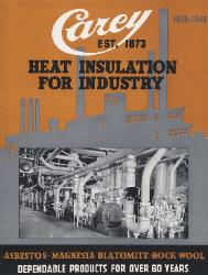 Retropaper the philip carey manufacturing company asbestos for Philip carey asbestos