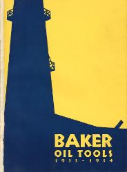1934 Baker Oil Tools, Inc. Catalog