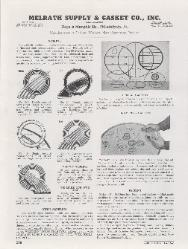 1944 Melrath Supply & Gasket Co., Inc. Ad