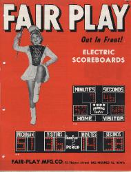1955 Fair-Play Manufacturing Company Catalog