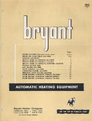 1949 The Bryant Heater Company ASBESTOS