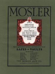 RETROPAPER: The Mosler Safe Co : Vaults, Safes & Locks